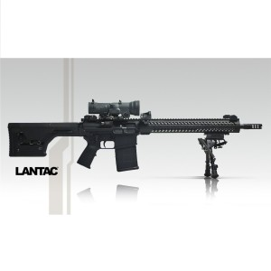 LANTAC Dragon Muzzle Brake DGN762B ДТК резьба 5-8x24 калибр .308