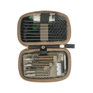 Real Avid AVGCKAR15 Gun Boss AR .223 Compact Rod-Type Cleaning System Kit комплект для чистки