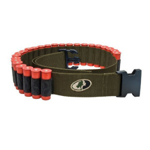 Mossy Oak Shotgun Shell Belt, Green патронташ