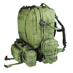 Outdoor Military Tactical Backpack Rucksacks Sports Camping Travel Hiking Bags рюкзак 50 л
