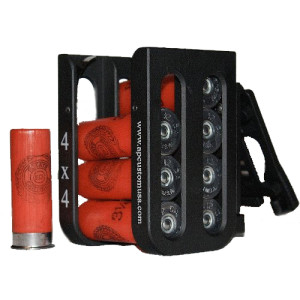 AP 4X4 Shotgun Shell Carrier быстрый патронташ 8 мест