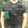 MAKERSHOT 12 Gauge Shotgun Shell Holder быстрый патронташ 10 мест 2