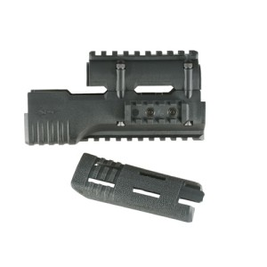 Mission First Tactical Tekko 2-Piece Handguard with Integrated Rail System AK-47 Polymer цевье