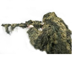 Ghillie Suit Hunting Camo Woodland Tactical 3D Camouflage маскировочный костюм размер M/L