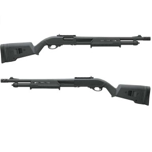 Magpul Remington 870 SGA Stock Magpul Remington 870 MOE Forend Black Handguard комплект приклад и цевье для Remington 870