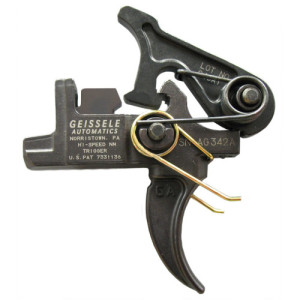 Geissele Hi-Speed National Match Match Rifle Trigger Mil-Spec 05-127 Усм для AR15 и AR10 (5.56.308 калибры)