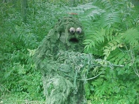 Костюм Ghillie Suit (1)
