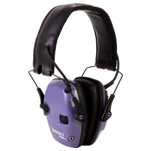 Howard Leight Impact Sport r-02522 Purple активные наушники