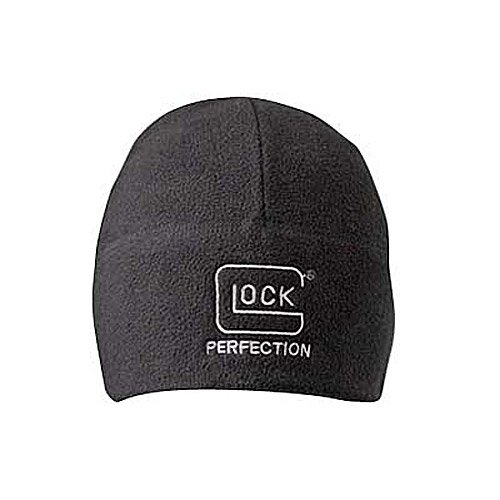 Glock Fleece Beanie Black T0910 флисовая шапка Glock