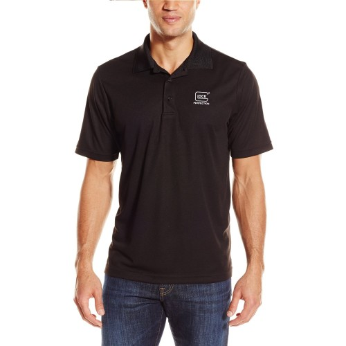 Glock Men's Perfection Polo Medium T-Shirt AA50003 майка половка Glock размер M