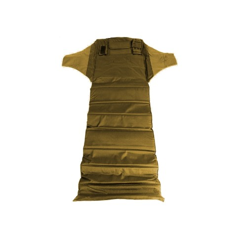 Golden Eye Tactical Roll Up Shooter's Brown Mat стрелковый мат
