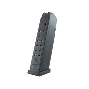 Glock Mag 9MM 17 Round Black 17 34 MF17017 магазин Глок 17 патронов