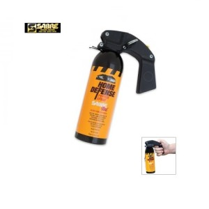 SABRE RED Pepper Gel Police Strength, Family, Home & Property Defense Gel with Wall Mount Bracket перцовый спрей