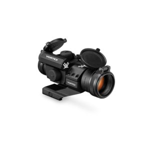 Vortex-StrikeFire-II-Red-Dot-4-MOA-Bright-Red-Dot-Lower-1.3-Co-Witness-Cantilever-Mount-коллиматорный-прицель