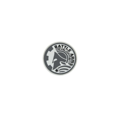 Battle-Arms-Development-INC-ROUND-PVC-PATCH-3-DIA.-Velcro-Backed-патч