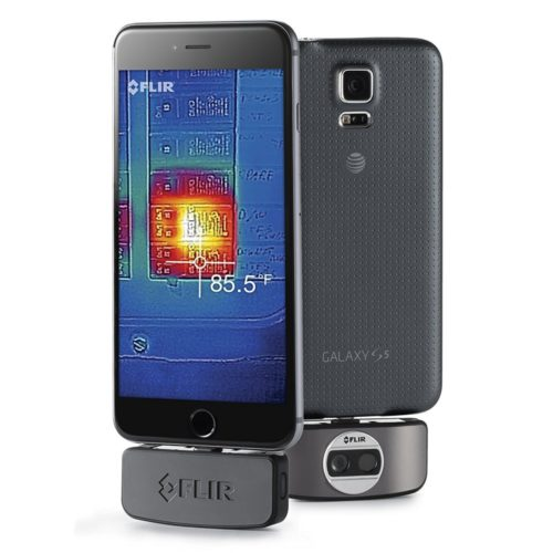 FLIR-ONE-Thermal-Imager-for-Android-тепловизор