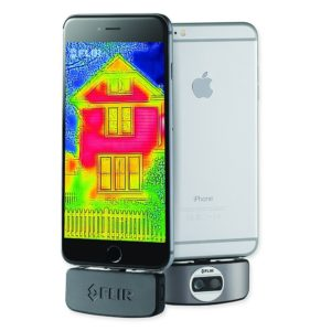 FLIR-ONE-Thermal-Imager-for-IOS-тепловизор