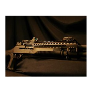Black Aces Tactical Benelli M4 Aluminum Picatinny Quad Rail планка для ружья Benelli M4