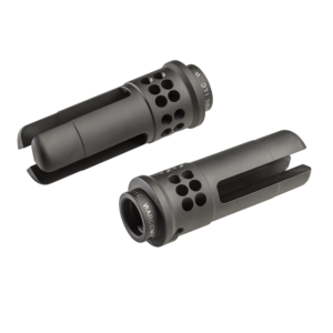 Surefire WARCOMP-556-1-2-28 Flash Hider Suppressor Adapter пламегаситель для карабинов и винтовок в калибре .223 с дульной резьбой 1-2-28